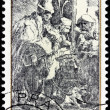 Rembrandt Stamp — Stock Photo #30807753