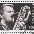Jazz Stamp — Photo