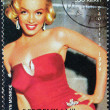 Marilyn Stamp from Madagascar-6 — Stock Photo #33622959