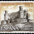 Manzanares Stamp — Stock Photo