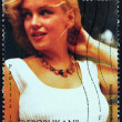 Marilyn Stamp from Madagascar-9 — Stock Photo #34753457