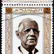 Charles de Gaulle Stamp — Stock Photo #36180801