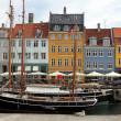 Copenhagen, Nyhavn — Stock Photo #36613971