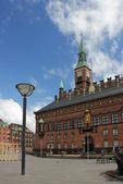 Stadhuis van kopenhagen — Stockfoto