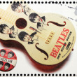 Stock Photo: Beatles Guitar