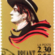 Aristide Bruant Stamp — Stock Photo #37971577