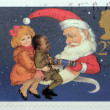 Christmas Stamp — Stock Photo #37971591