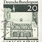 Lorsch Stamp — Stock Photo