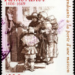 Rembrandt Stamp — Stock Photo #39554253