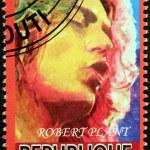 Постер, плакат: Robert Plant Stamp