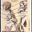 Stock Photo: Michelangelo Stamp