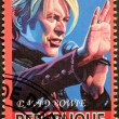 Постер, плакат: David Bowie Stamp