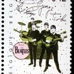 ������, ������: Beatles Stamp
