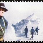 Ernest Shackleton — Stock Photo