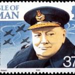 Постер, плакат: Winston Churchill