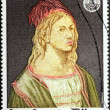 Stock Photo: Durer Stamp