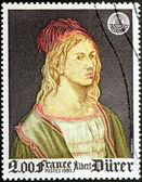 Durer Stamp — Stock Photo
