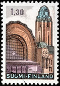 Helsingfors stämpel — Stockfoto