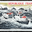 Stock Photo: SeRescue Stamp