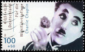Charlie Chaplin — Stock Photo