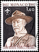 Lord Baden-Powell — Foto de Stock