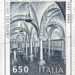 Bari Stamp — Stock Photo #42040203