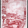 Постер, плакат: Canaletto Stamp