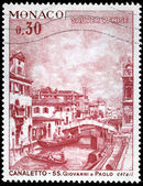Canaletto Stamp — Stock Photo