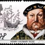 King Henry VIII — Stock Photo #45909853