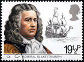 Admiral Blake — Stock Photo