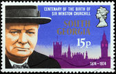 Winston Churchill — Stock Photo