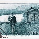 Постер, плакат: Scandinavian Postman