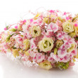 Stock Photo: Stylish wedding bouquet