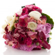 Stylish wedding bouquet — Stock Photo