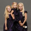 Portrait of three sisters — Stock Photo #39692111