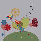 Spring3 — 图库矢量图片