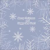 Merry christmas1 — Stock Vector