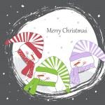 Merry Christmas9 — Stock Vector #36191893