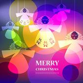 Merry Christmas15 — Stock Vector