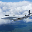 Executive Aircraft — Stock Photo