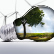 Sustainability Concept — Stock Photo