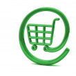E-commerce Icon — Stock Photo