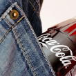 Coca-Cola Soda — Stock Photo