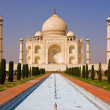 Taj Mahal Castle — Stock Photo