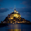 Le Mont St. Michel — Stock Photo