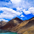Tibet Mountains Landscape — Photo