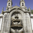 Sanctuary Bom Jesus, the source — Stock Photo