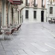 Stock Photo: Town Square of Leon