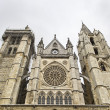 Stock Photo: Front facade of Cathedral of Leon