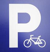 Parking signal — Stock Photo